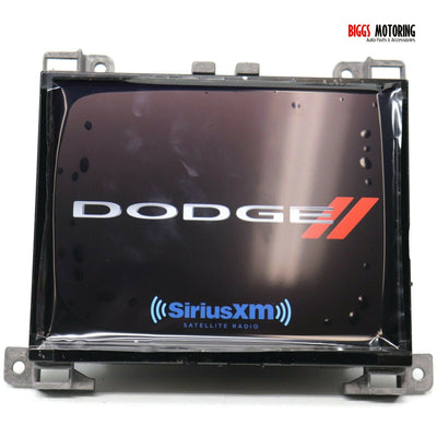 2015-2019 Dodge ChargerUAQ Navigation Radio 8.4 Display Screen 68366554AA