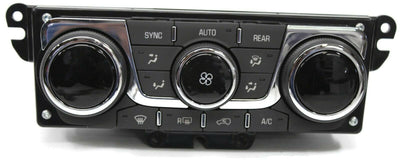 2013-2016 Chevy Traverse  Ac Heater Climate Control Unit 23251326