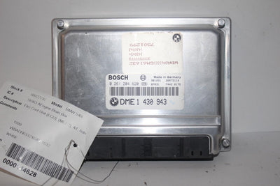 1999-2001 BMW 540i ENGINE COMPUTER MODULE 0 261 204 620