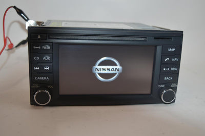 2013-2015  NISSAN SENTRA VERSA NAVIGATION STEREO RADIO CD PLAYER 25915 3SG0B
