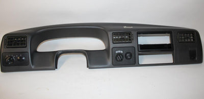 1999-2004 FORD EXCURION F250 F350 SUPER DUTY DASH CLUSTER BEZEL F81B-250-700