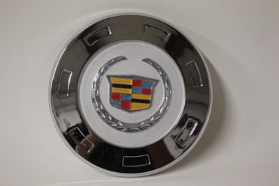 2007-2014 CADILLAC ESCALADE COLOR CREST WHEEL CENTER HUB CAP 9596649