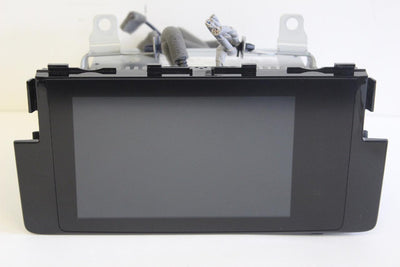 16 17 18 HONDA CIVIC 7'' IN RADIO DISPLAY SCREEN 39101-TBA-A21-M1 av equipment