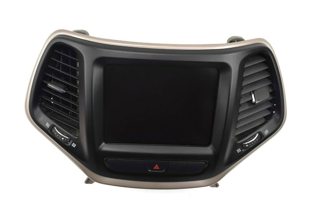 2013-2017 DODGE RAM JEEP UCONNECT NAVIGATION 8 4'' TOUCH SCREEN 68238621AE