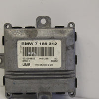 2006-2009 BMW E46 E90 E60 530I HEADLIGHT ADAPTIVE XENON BALLAST 7 189 312