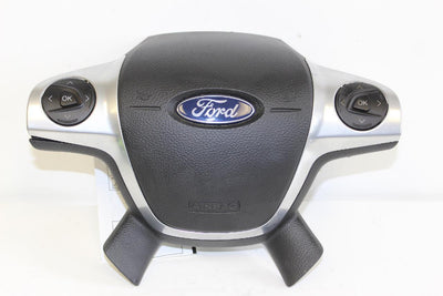 13 14 15 FORD ESCAPE DRIVER STEERING WHEEL AIRBAG