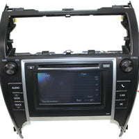 2013-2014 Toyota Camry 57076 Radio Stereo Touch Display Screen 86140-06011