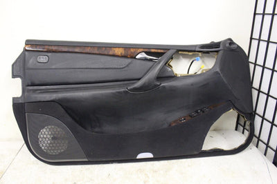2000-2006 MERCEDES BENZ W215 CL500 CL55 DRIVER SIDE DOOR PANEL
