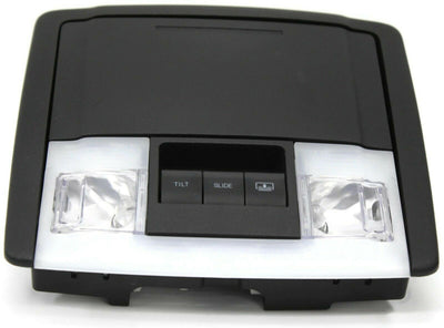 2011-2015 Ford Explorer Overhead Console  W/ Sun Roof Switch BB53-78519A58