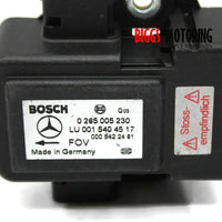 2000-2006 Mercedes Benz W220 S500 Acceleration Yaw Rate Sensor 001 540 45 17