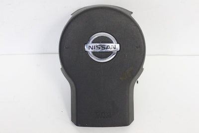 2007 NISSAN PATHFINDER LEFT DRIVER SIDE STEERING WHEEL AIRBAG NNLS46 3K CHM