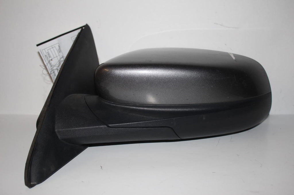2010-2016 FORD TAURUS  DRIVER SIDE POWER DOOR MIRROR GRAY
