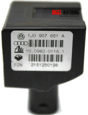 1999-2003 Audi TT 8N Acceleration Turn Rate Sensor 1J0 907 551 A