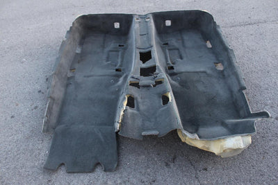 2003-2004 MERCEDES SL500 FRONT REAR SECTIONS FLOOR CARPET COVER TRIM LINING