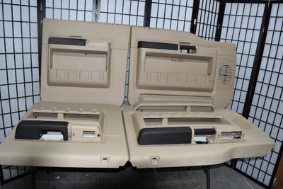 2008-2010 FORD F250 LARIAT REAR & FRONT PASSENGER & DRIVER SIDE DOOR PANELS