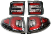 2013-2016 GMC Acadia Left & Right  Side Rear Tail Light Set 23169323