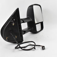 2007-2013 CHEVY SIERRA SILVERADO PASSENGER SIDE DOOR MIRROR BLACK