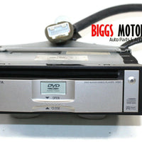 2004-2007 Toyota Sequoia Tundra Rear Entertainment DVD Drive Player 86270-34011