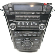 2007-2009 Acura Mdx Ac Control Navigation Radio Cd Dvd Player 39101-STX-A730-M1