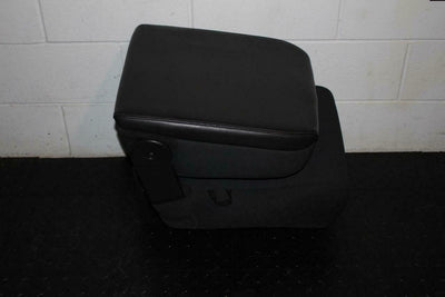 09-13 Dodge Ram 1500 2500 Jump Seat Center Console Black