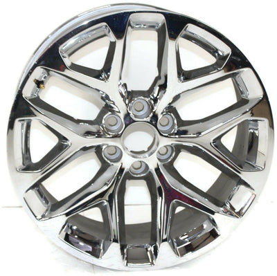 2013-2019 Chevy Tahoe Yukon Silverado 22'' Chrome Wheel Rim 19301156