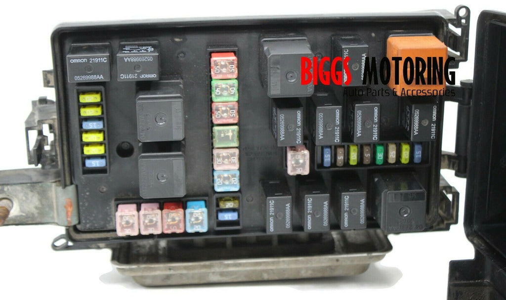 Circuit Electric For Guide: layout 2007 dodge charger fuse ...