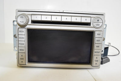 07-10 Lincoln Navigator MKX Navigation Radio Receiver Cd Player 7L7T-18K931-EB