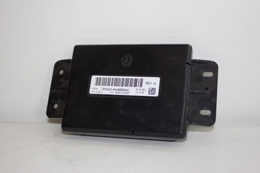 2013-2013 DODGE JOURNEY ECM TEMPERATURE CHASIS MODULEP68146008AC