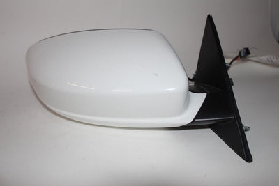 2011-2014 DODGE CHARGER PASSENGER RIGHT SIDE POWER DOOR MIRROR WHITE 30439 BIGGS