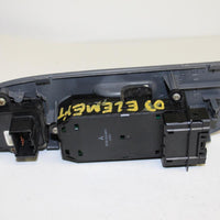 2003-2008 HONDA ELEMENT DRIVER SIDE POWER WINDOW MASTER SWITCH 35750-SCV-A011