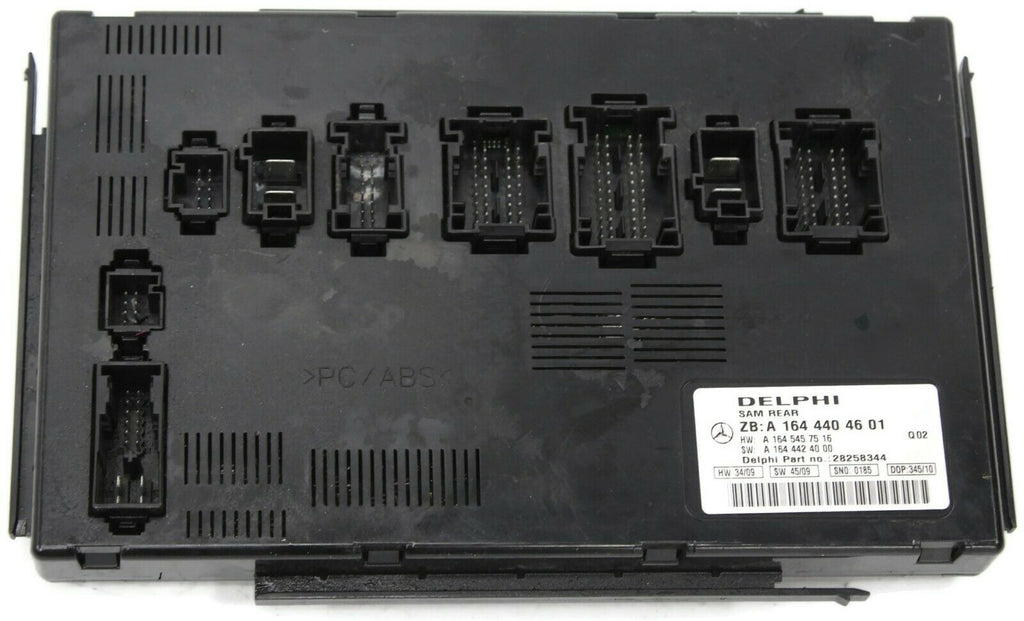 2006-2012 Mercedes Benz W164 ML350 GL450 Rear Signal Acquisition Sam Module