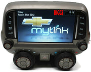 2013-2014 Chevy Camaro Radio MyLink Touch Screen Player 23184130