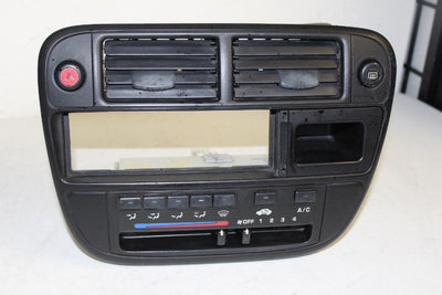 1996-1998 HONDA CIVIC CENTER CLIMATE CONTROL & HAZARD BUTTON