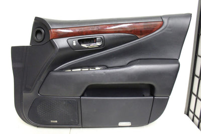 2007-2009  LEXUS LS460 FRONT PASSENGER SIDE INTERIOR DOOR PANEL