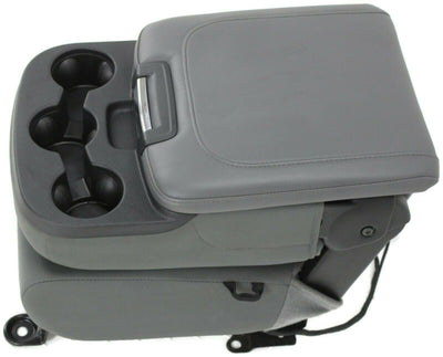 2013-2016 Dodge Ram Center Console jump Seat W/ Cupholder
