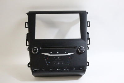 2013-2015 FORD FUSION RADIO FACE CLIMATE CONTROL BEZEL DS7T-18E245-MR