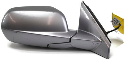 2007-2011 HONDA CR-V PASSENGER RIGHT SIDE POWER DOOR MIRROR SILVER 32122