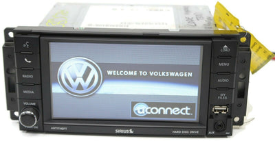 2007-2014 Volkswagen Routan Rbz Mygig High Speed Radio CD DVD Player P05091174AD