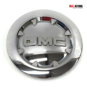 2007-2014 Gmc Sierra Yukon Chrome Center Hub Cap 9596381