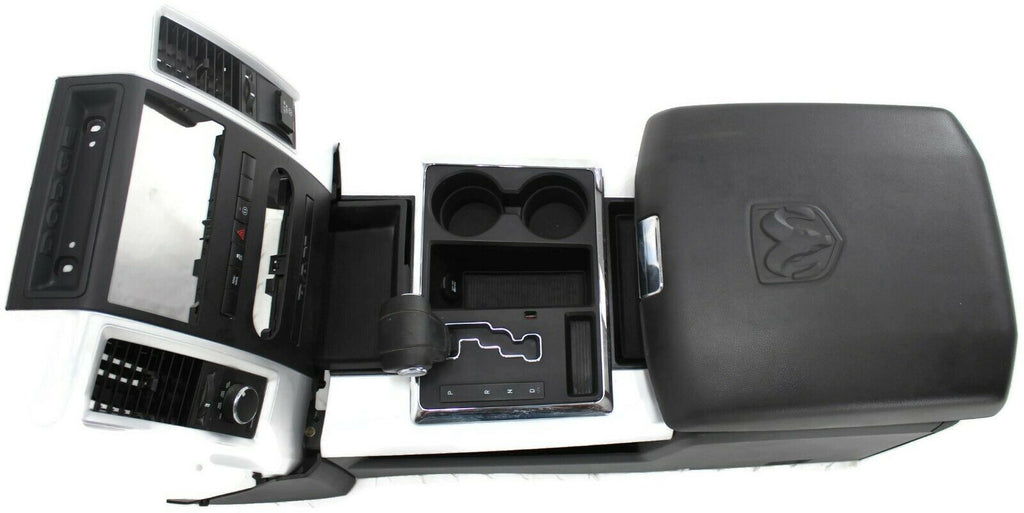 2009-2014 Dodge Ram 1500  Floor Center Console W/ Shifter Cup Holder