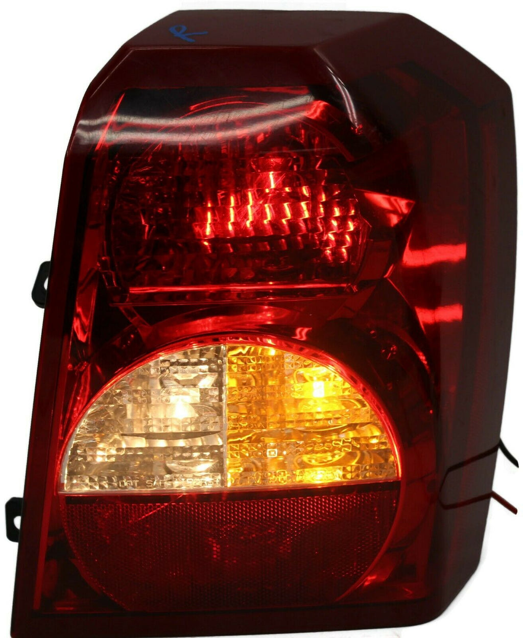 2006-2012 Dodge Caliber Passenger Right Side Rear Tail Light 05303752AE