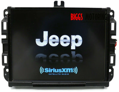 2014-2017 Jeep Cherokee VP3 Radio Touch 8.4 Display Screen 68211959AF