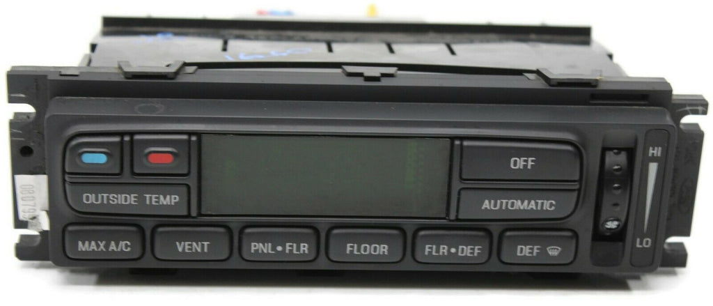 1999 2002 lincoln navigator expedition ac heater climate control xl7h 1999 2002 lincoln navigator expedition ac heater climate control xl7h 19c933 ac