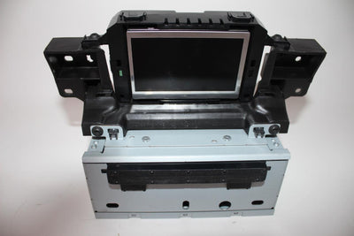 2012-2014 Ford Focus Radio Cd Mechanism Player Display Screen Cm5t-19c107-Hb