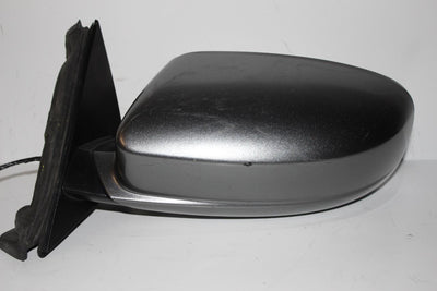 2011-2014 DODGE CHARGER DRIVER LEFT SIDE POWER REAR VIEW DOOR MIRROR GRAY