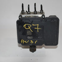 2004-2009 AUDI Q7 ANTI-LOCK ABS BRAKE PUMP MODULE 4L0 614 517 D