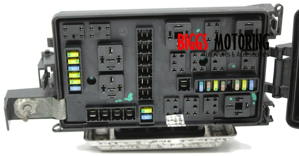Fuse Box On 2007 Dodge Charger
