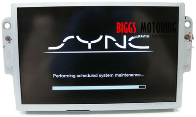 2013-2016 Ford Fusion Sync 2 APIM Touch Display Screen DS7T-14F239-BU