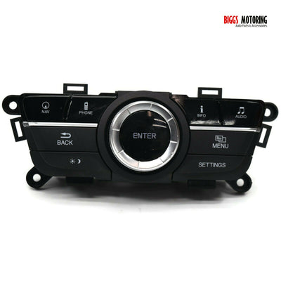 2014-2017 Acura MDX Center Dash Navigation Control Panel Unit