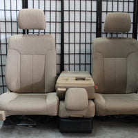 Fit tо 2009-2014 FD F150 Frоnt Left Driver Captain Seat Bоttоm Heated Cushiоn Pad